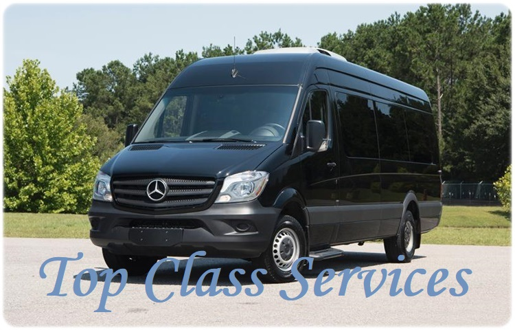 Mercedes Sprinter 9 seats