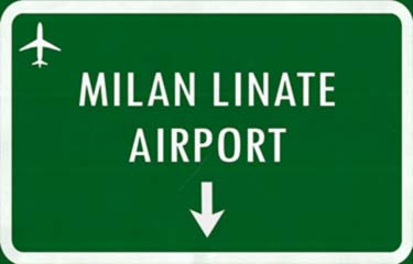 Private Taxi from Linate Milan Airport to