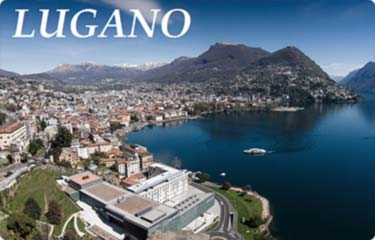 Private Taxi from Lugano to
