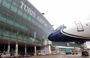 Private transfer from Turin airport