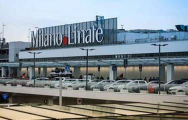 Private transfer from Linate Milan Airport