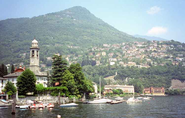 Private Taxi transfer from Lugano to Cernobbio