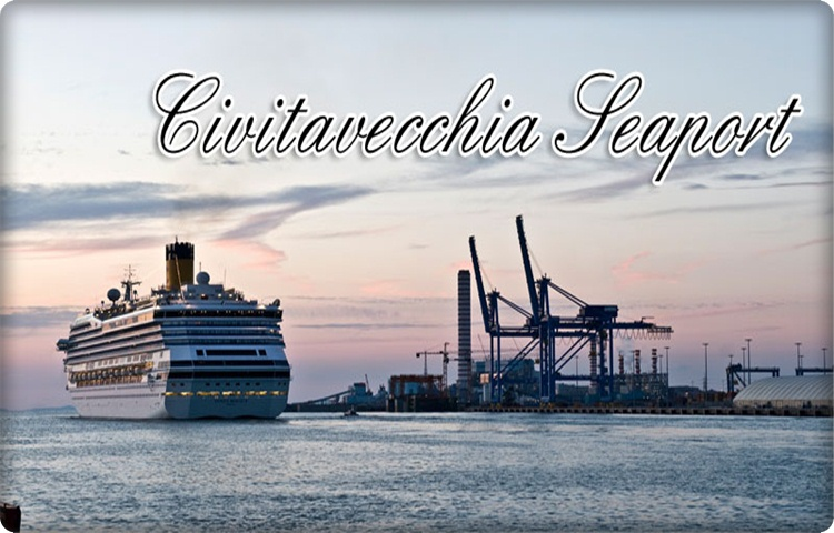 Transfer from Rome Leonardo da Vinci Airport to Civitavecchia Seaport