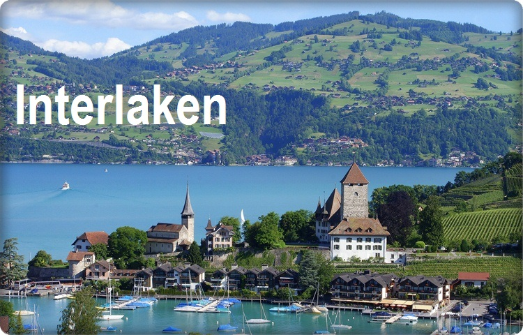 Private Taxi transfer from Milan Linate Airport to Interlaken (CH)