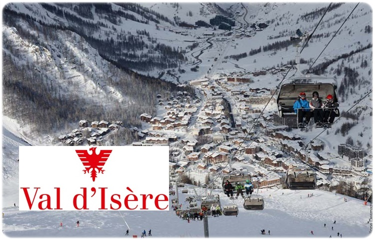 Transfer from Geneva Airport (CH) to Val-d'Isère (F)