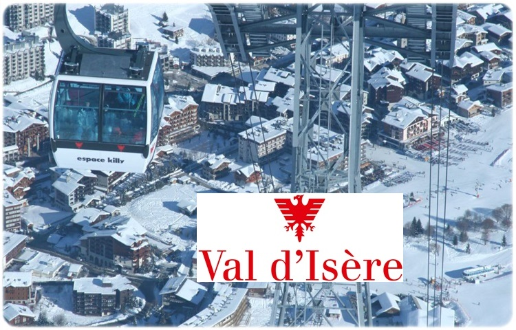 Transfer from Lugano City (CH) to Val-d'Isère (F)