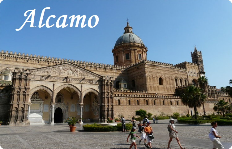 Transfer from Palermo Airport to Alcamo