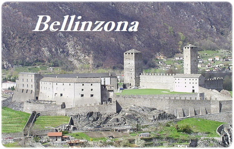 Transfer from Lucerne (CH) to Bellinzona (CH)