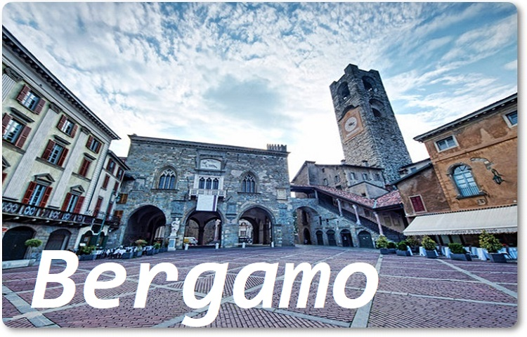 Transfer from Venice Airport Marco Polo to Bergamo City