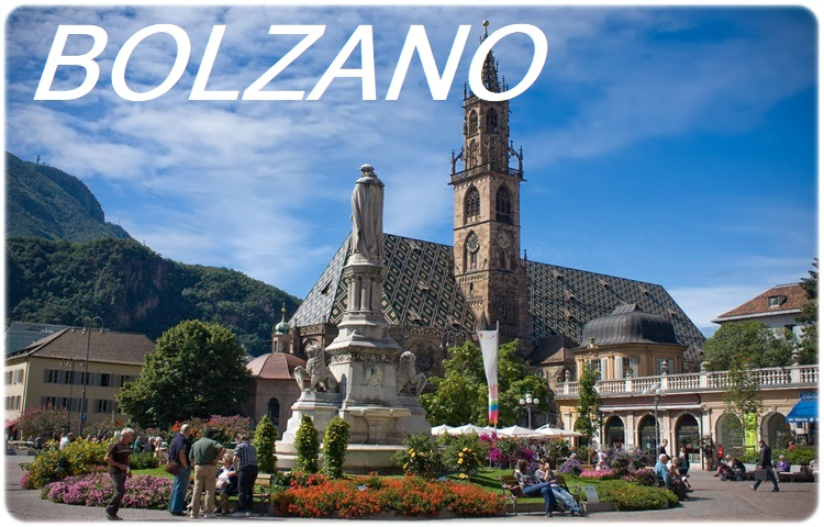 Transfer from Venice Airport Marco Polo to Bolzano