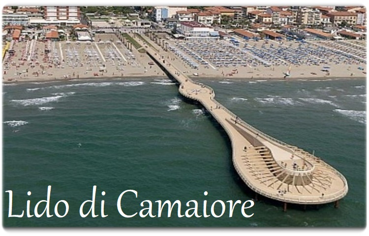 Transfer from Florence Airport A.Vespucci to Lido di Camaiore