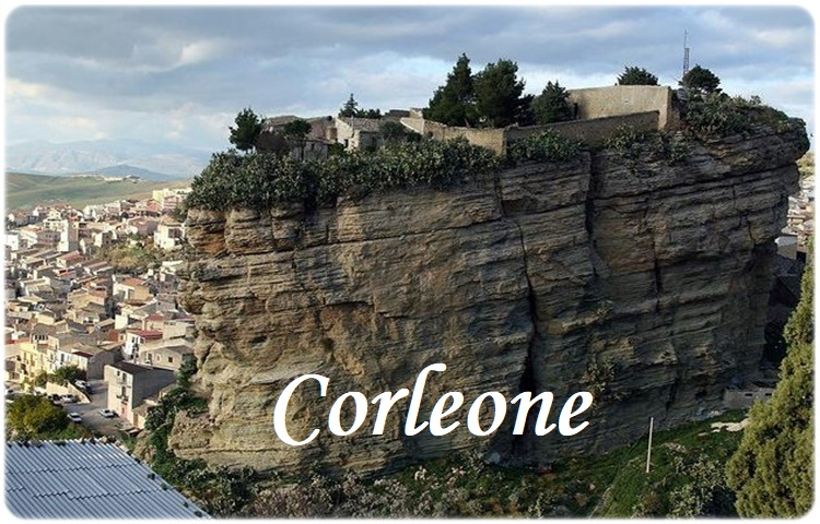 Transfer from Palermo Airport to Corleone