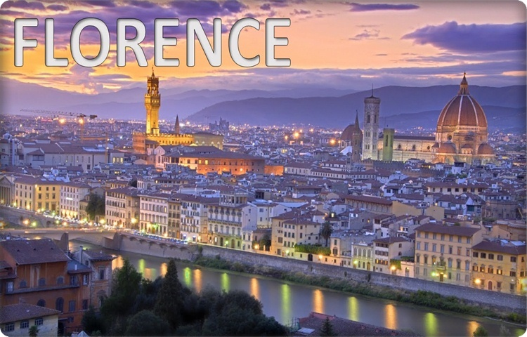 Transfer from Florence Airport A.Vespucci to Florence City