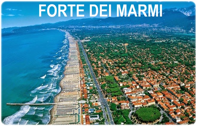 Transfer from Florence Airport A.Vespucci to Forte dei Marmi