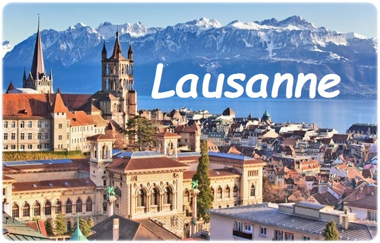 Transfer from Milan City to Lausanne, Switzerland