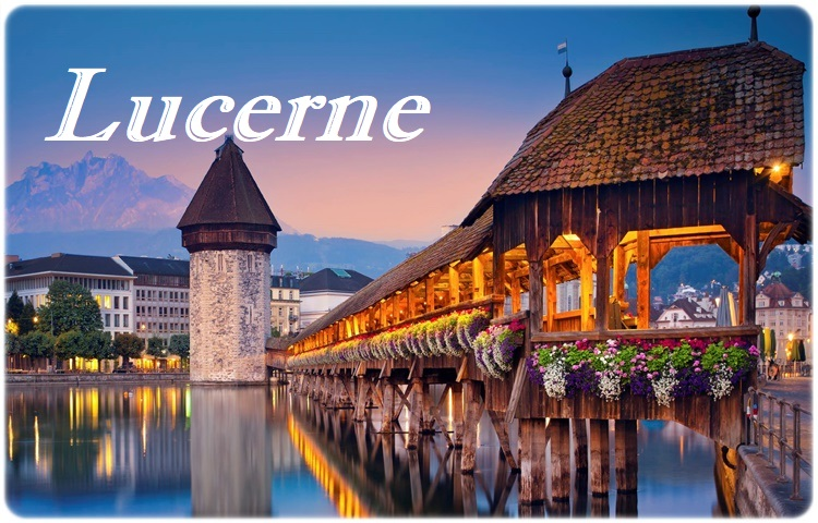 Transfer from Como-Lake Como to Lucerne (CH)
