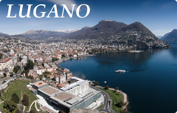 Transfer from Milan Linate Airport to Lugano City (CH)