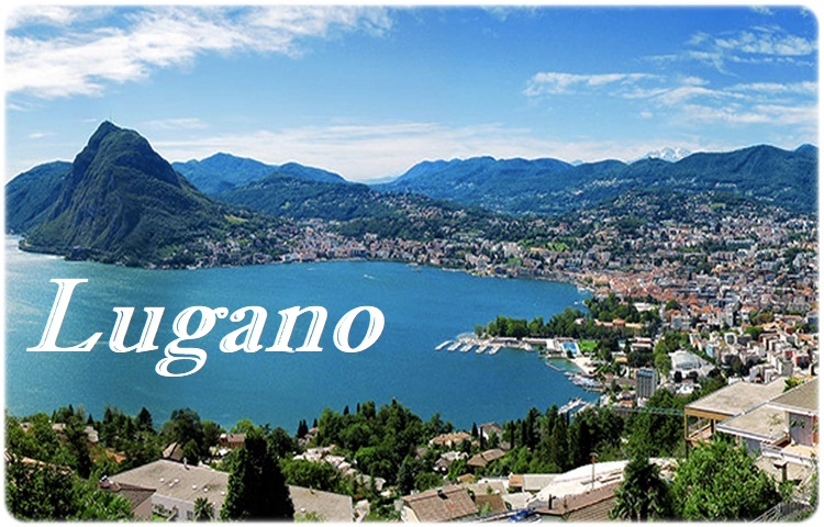 Transfer from Zurich City (CH) to Lugano City (CH)