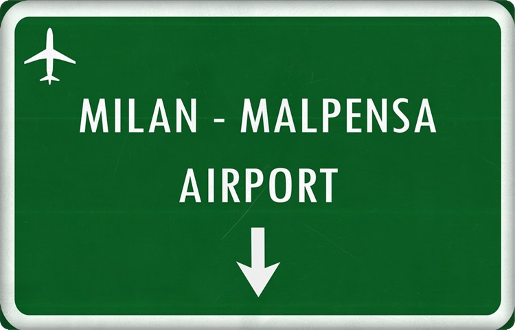 Private Taxi transfer from Milan Linate Airport to Milan Malpensa Airport