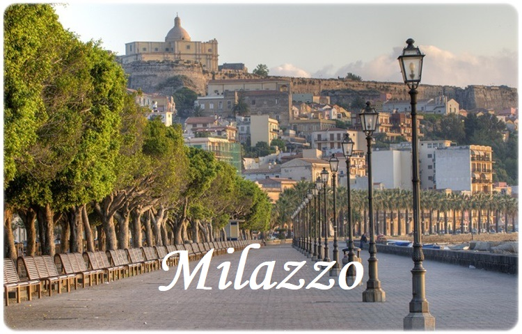Transfer from Catania Airport Fontanarossa to Milazzo