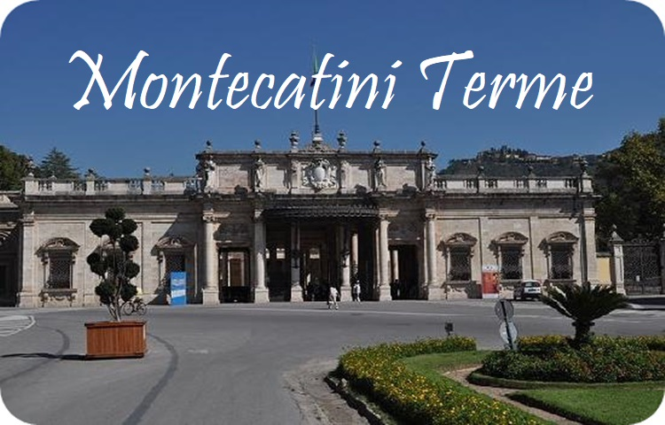 Transfer from Florence Airport A.Vespucci to Montecatini Terme
