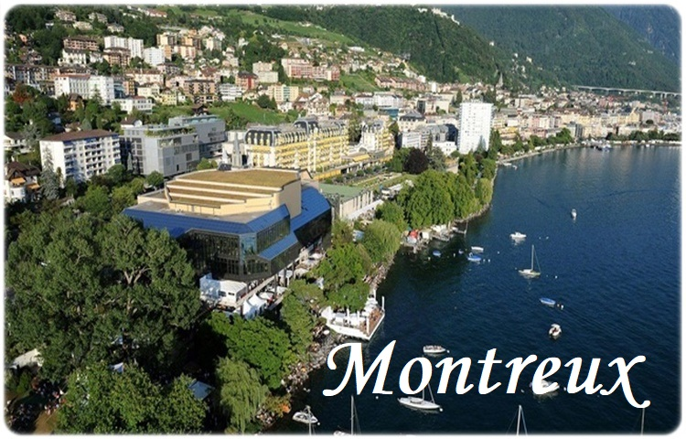 Transfer from Milan City to Montreux, Switzerland