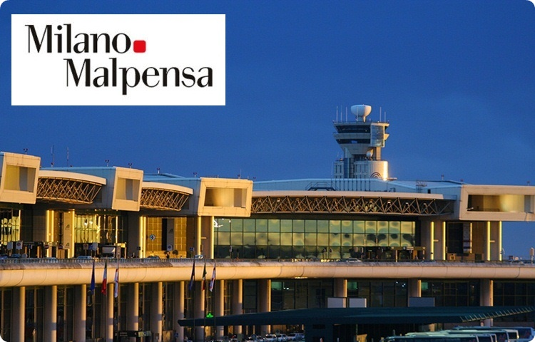 Private Taxi transfer from Lugano to Milan Malpensa Airport