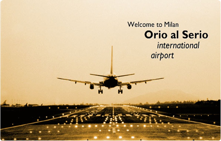 Private Taxi transfer from Milan Malpensa Airport to Milan-Orio al Serio Airport