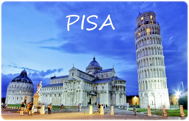 Transfer from Florence Airport A.Vespucci to Pisa City