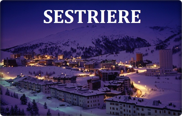 Transfer from Lugano City (CH) to Sestriere