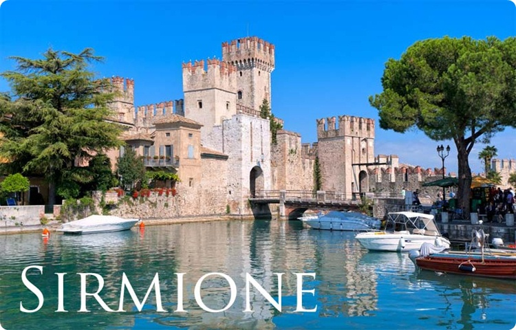 Transfer from Verona Airport Catullo to Sirmione