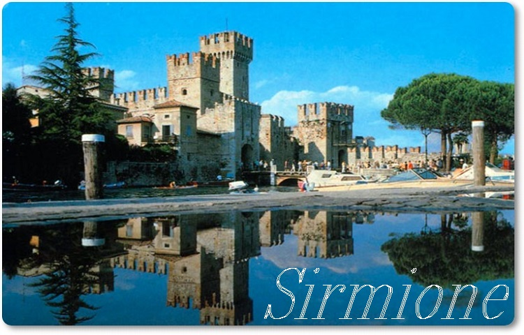 Transfer from Milan Linate Airport to Sirmione