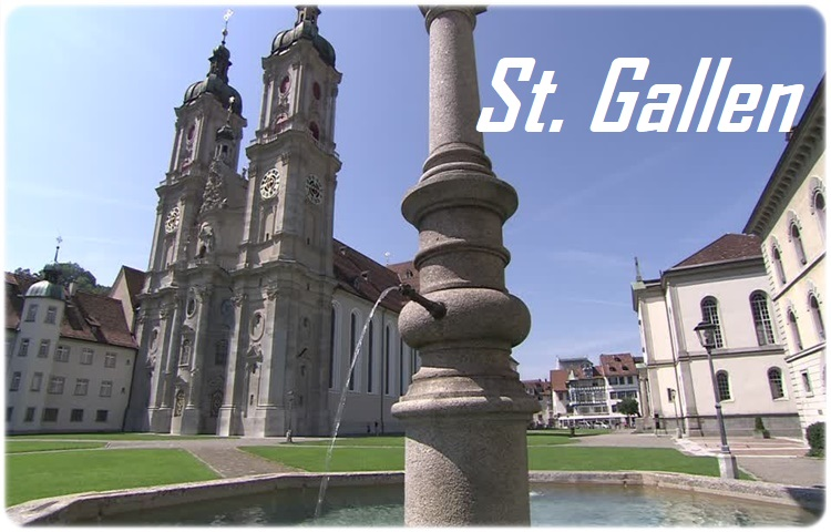 Transfer from Milan City to St. Gallen, Switzerland