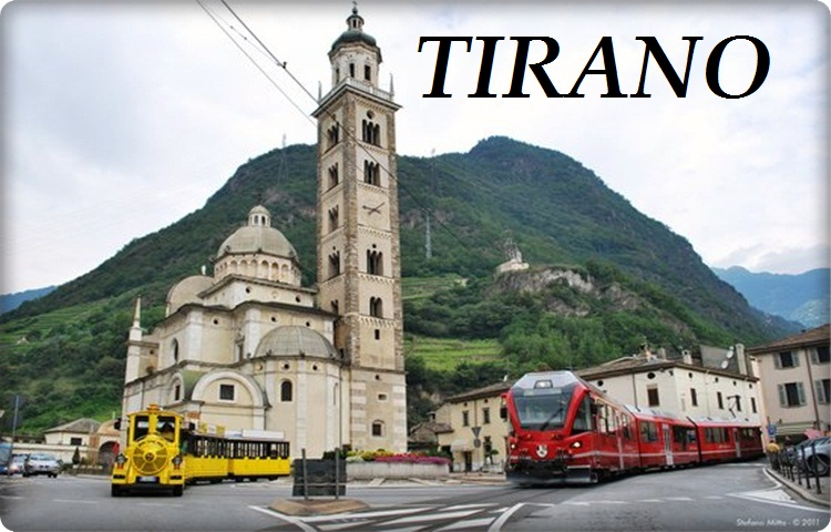 Private Taxi transfer from Milan City to Tirano