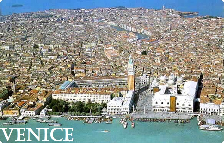 Transfer from St. Moritz (CH) to Venice City