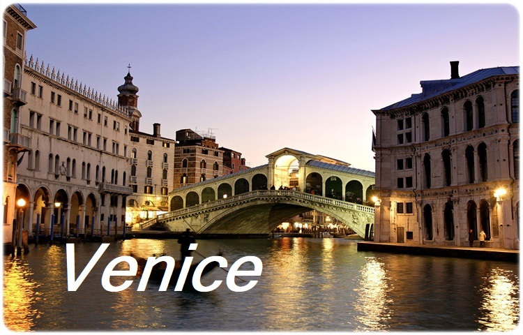 Transfer from St. Moritz (CH) to Venice Port Water Taxi