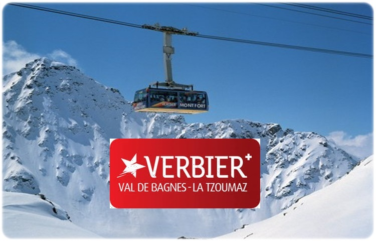 Private Taxi transfer from Zurich Airport Kloten (CH) to Verbier (CH)