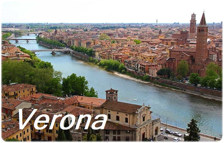 Transfer from Venice Airport Marco Polo to Verona City