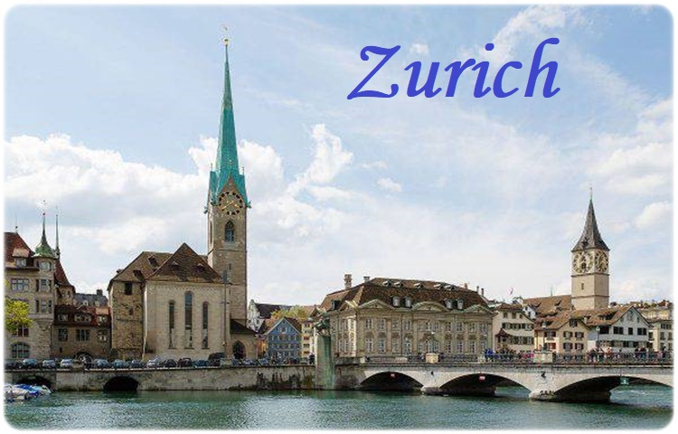 Private Taxi transfer from Lugano to Zurich City