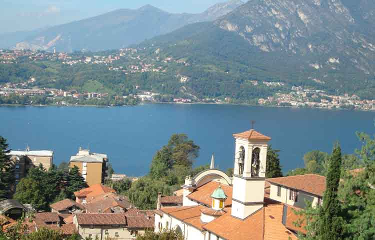 Private Taxi transfer from Milan City to Lecco