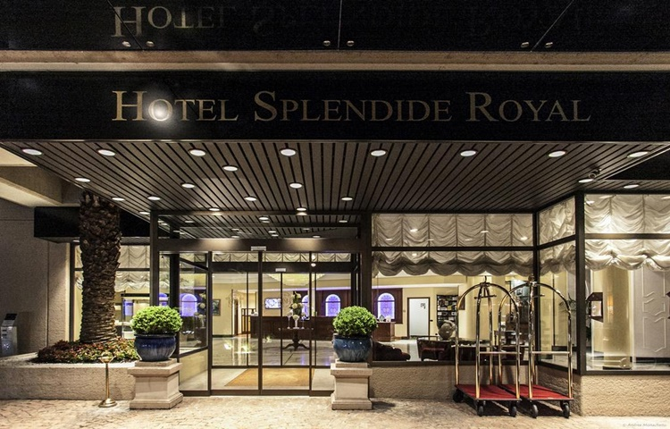 Transfer by Private Taxi to Hotel Splendide Royal Lugano (Switzerland)