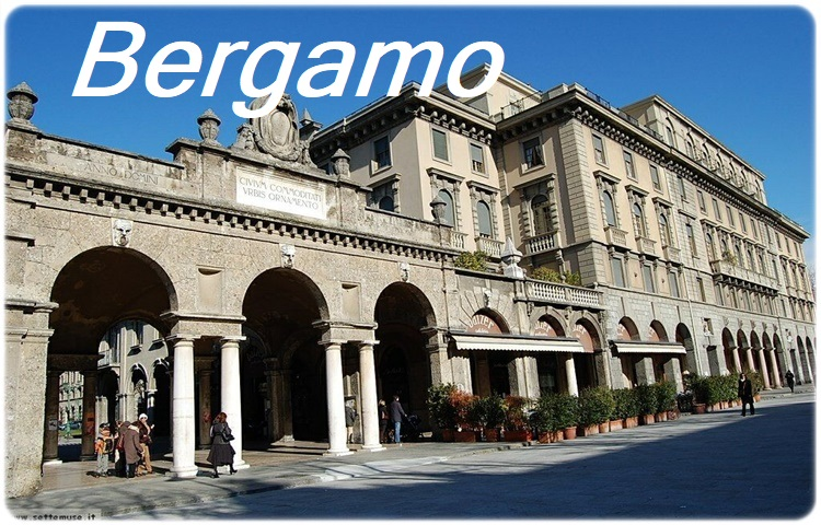 Private Taxi Transfer to Bergamo City