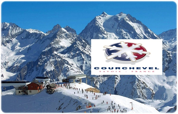 Transfer by private taxi to Courchevel (France)