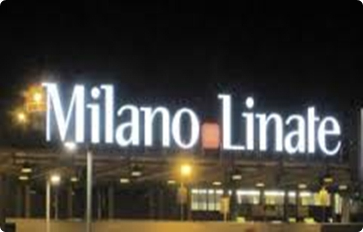 Private Taxi Transfer from Milan Linate Airport