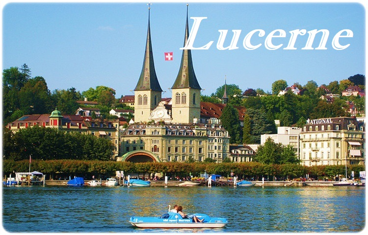 Private Taxi Transfer to Lucerne (CH)