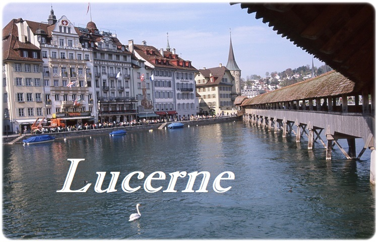 Private Taxi Transfer to Lucerne (Switzerland)