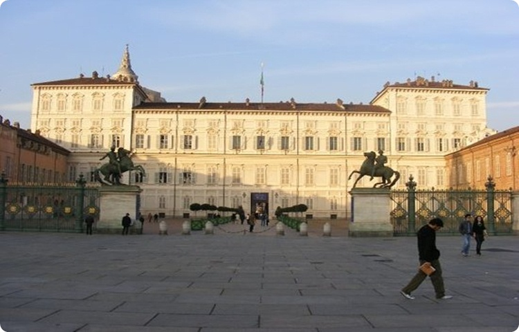 Private Transfer Turin City Royal Palace