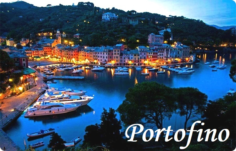 Private Taxi transfer from Milan City to Portofino