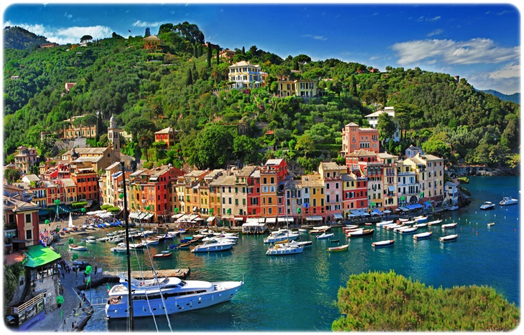 Private Taxi Transfer from Malpensa to Portofino