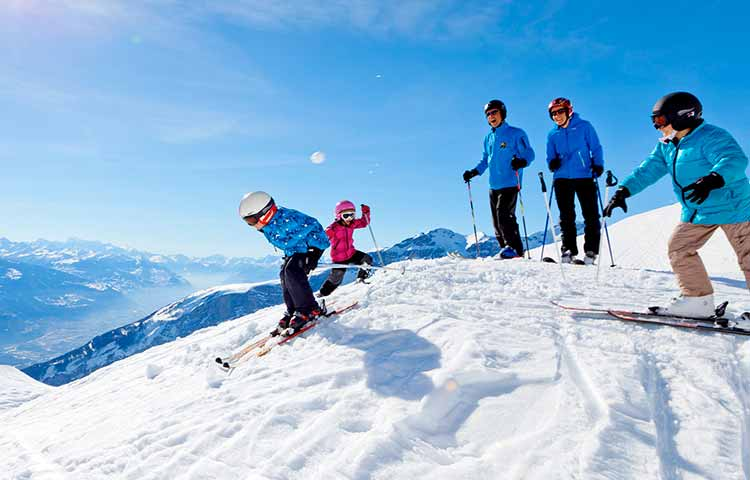 Private transfer Ski Resorts